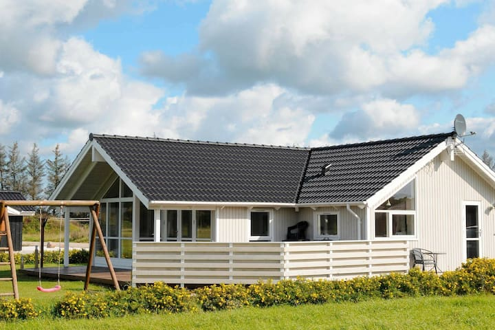 Nifty Holiday Home in Ansager with Sauna