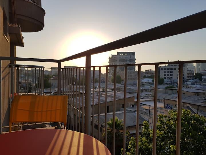 Small apartment in Tel Aviv  (Florentin)