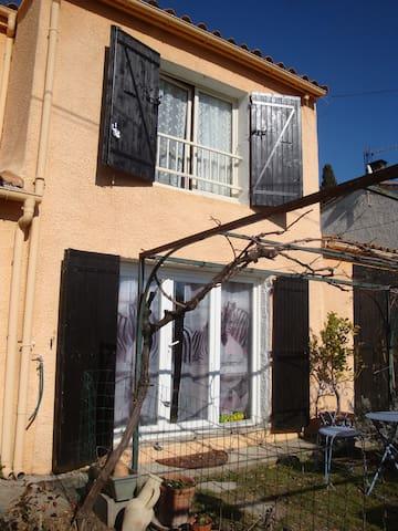 duplex F3 à 15 mn d'Avignon