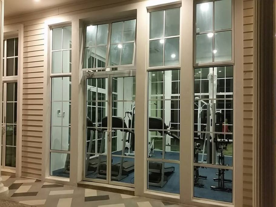 Fitness room 24 hours