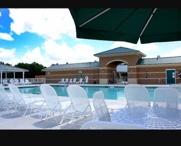 TX, Conroe Resort Fun for everyone