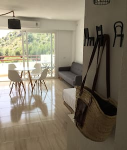 Modern apartment in the Port of Alcudia