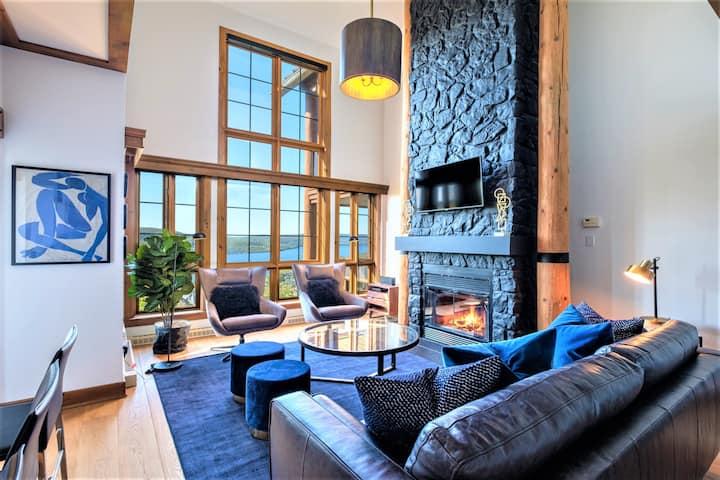 ÉQUINOXE 164-2 / Deluxe Mountain Home