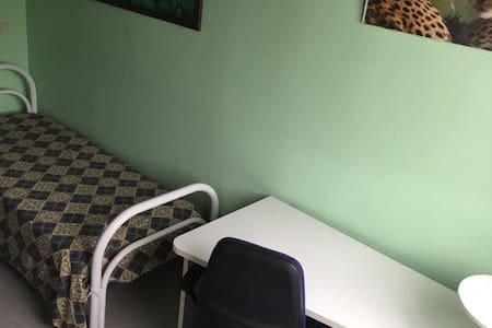 Single bedroom in surrounding of Rome - Trigoria Alta - Apartment