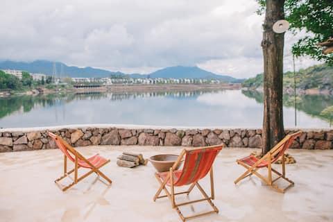 西坡·千岛湖 船厂5房庭院独栋别墅