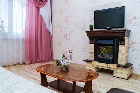 Великолепная 3-комнатная квартира в центре города