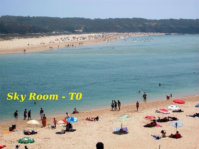Sky Room - T0 -  (Privado) - Vila Nova de Milfontes - Casa