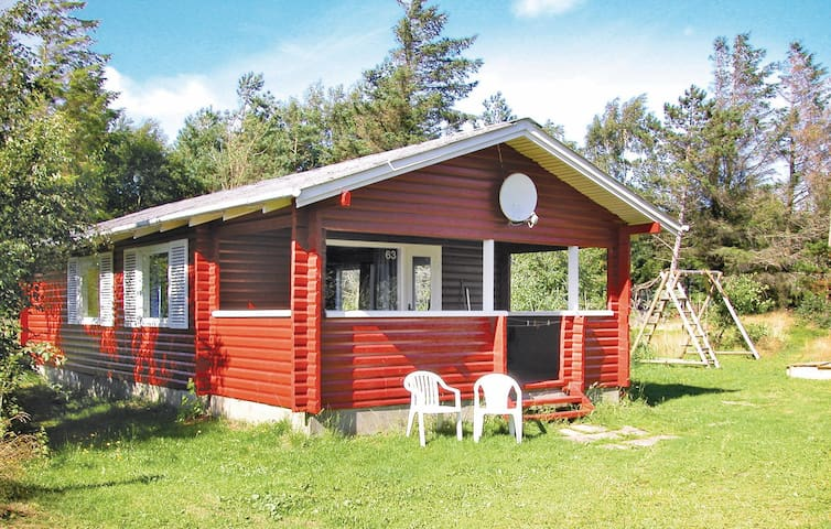 Holiday cottage with 2 bedrooms on 45 m² in Rømø