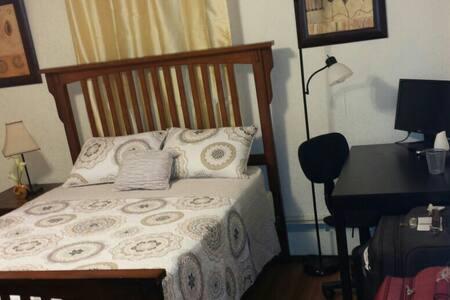 SAFEST   PRIVATE   SINGLE HOUSE Bedroom Near Umass - Ház