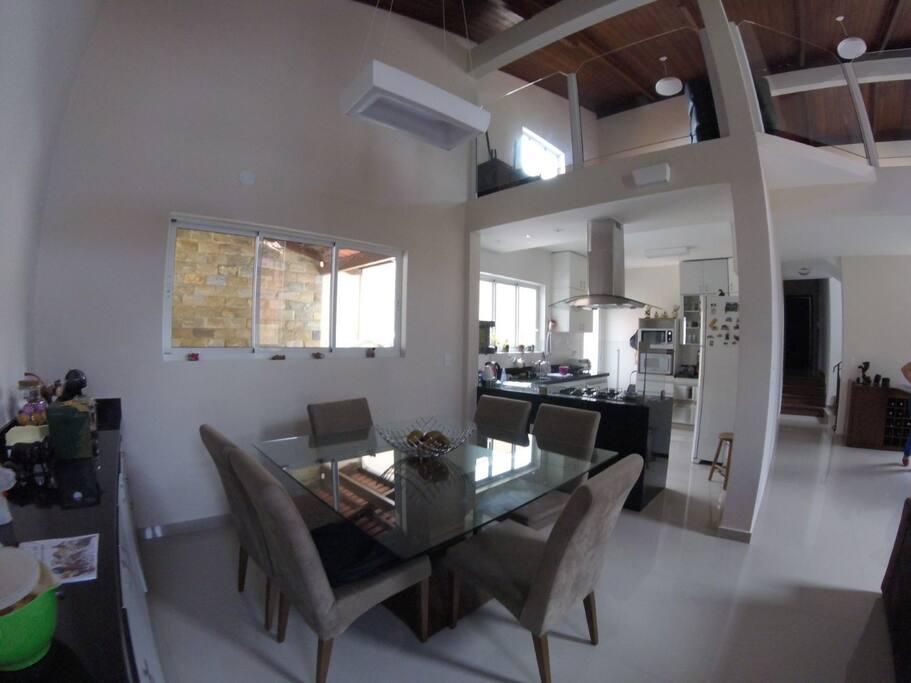 Dinning Room/ Sala de Jantar