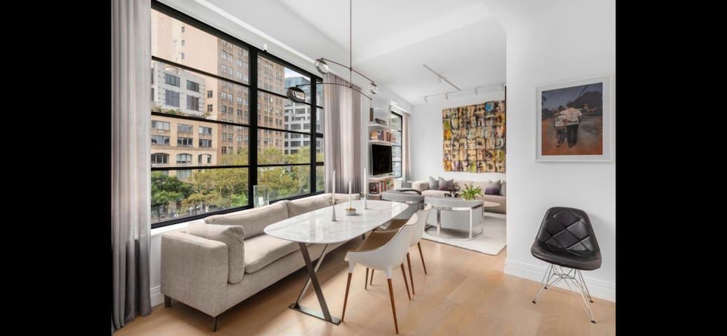 Perfect Soho Apartment in Brand New Building