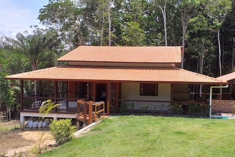 TXAI - Amazon cottage refuge