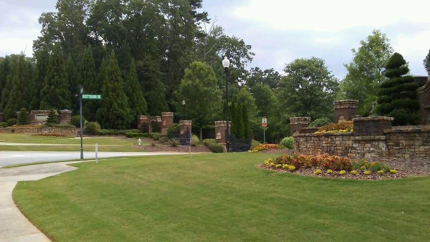 Hampton Oaks - Fairburn - Casa