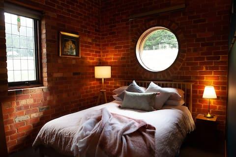 Writer 's Block er et fredelig og romantisk tilfluktssted
