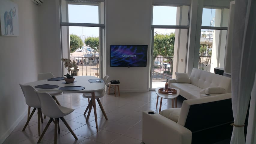 65 M2 loft 2 minutes to the beach and palais - Cannes - Loft
