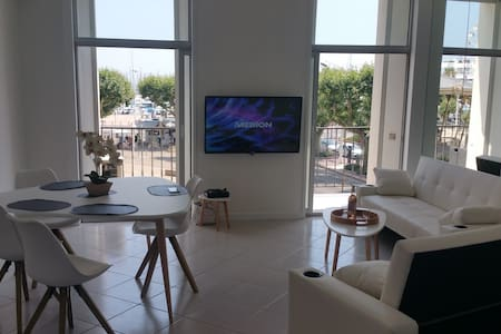 65 M2 loft 2 minutes to the beach and palais - Cannes