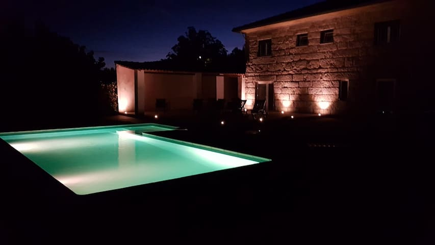 Villa /Portugal /Near Porto /Pool /Privacy /Gym