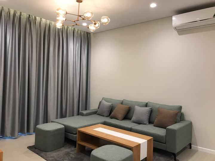 Luxury Diamond Island apartment in D2, 5mins to D1