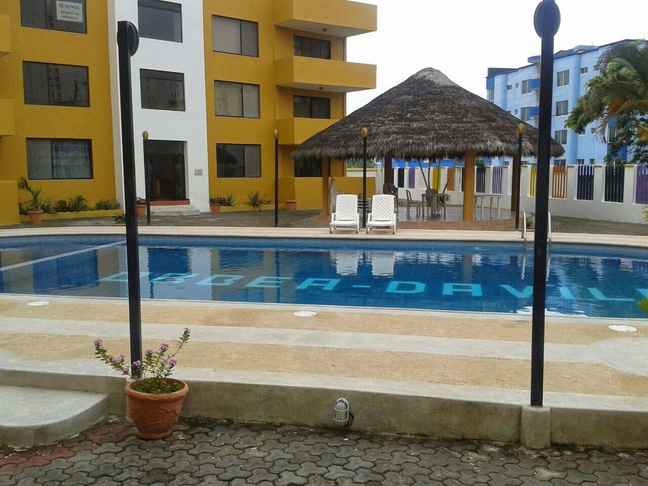 Departamento totalmente equipado para vacaciones y feriados en Tonsupa