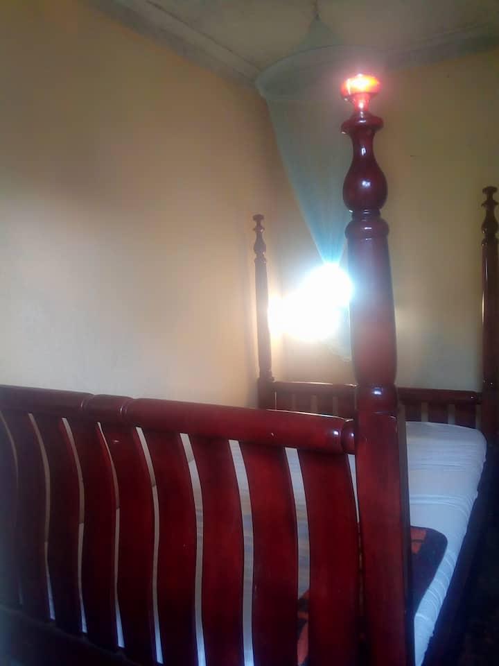 Batoma Club bar and accommodation