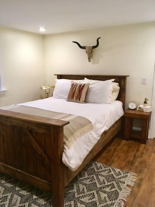 Basement bedroom 1