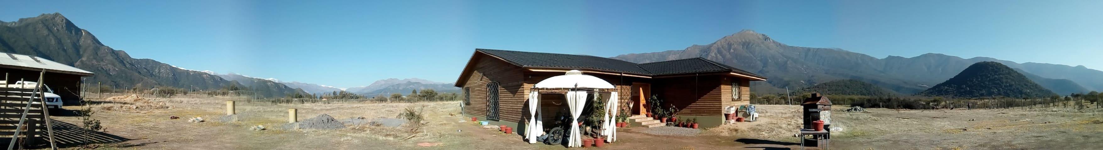 ENTRE AMIGOS, CABAÑA DE CAMPO Y DESCANSO - San Fernando - Huis