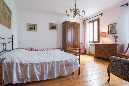 Double bedroom with garden in Venice mainland - Scaltenigo