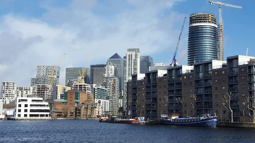Downtown London, a lovely area - London - Rumah