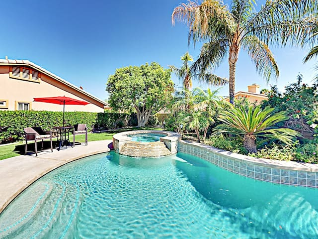 New Listing! Golf Retreat: Private Pool & Hot Tub
