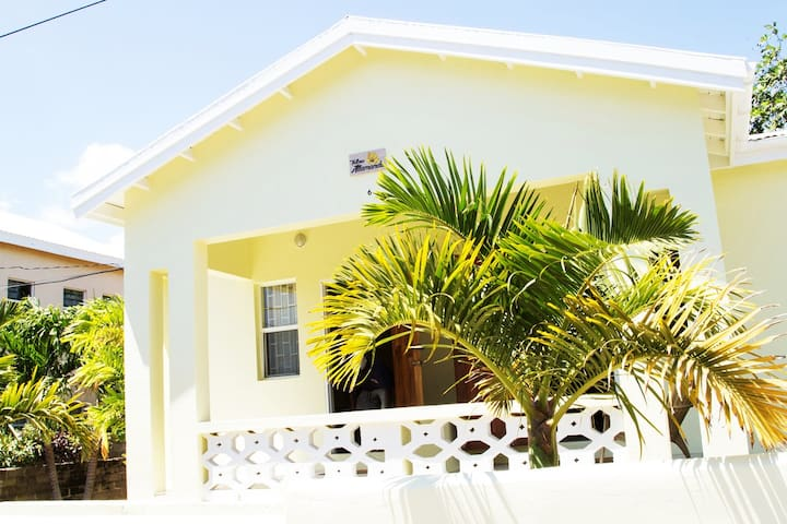 Quaint 1 Bedroom Apartment Near Town (Unit B) - Basseterre - Appartement