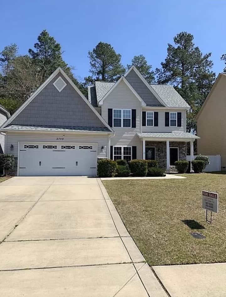 1  bedroom in a 2 story house, Fayetteville, NC