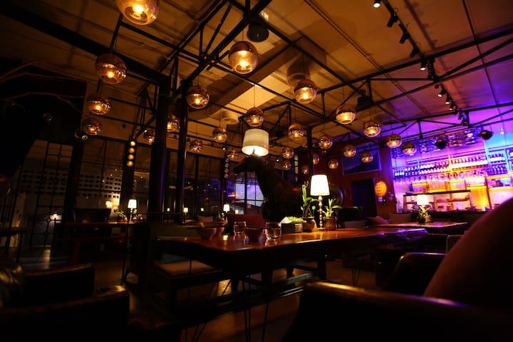 梵丽庭院酒店特惠房 西街上空28米奇景 带您发现隐世之美 - Guilin - Bed & Breakfast