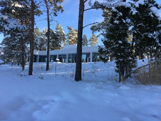 Luxury Villa by the sea near Helsinki - Kirkkonummi, Helsinki