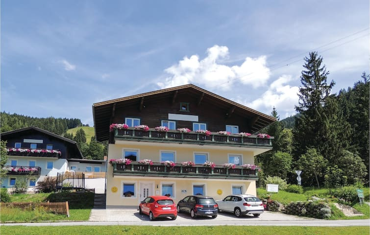 Holiday apartment with 3 bedrooms on 85 m² in Wagrain