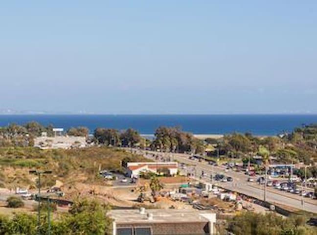 Ocean view Malibu condo
