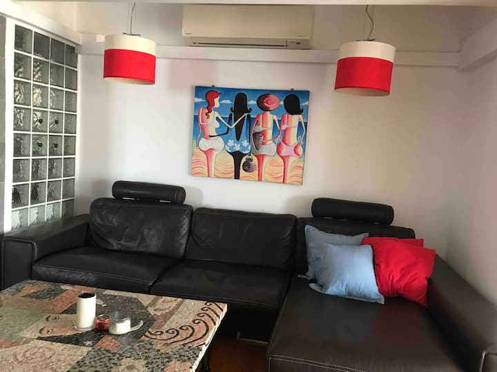 Spacious private room near INSEAD/One North/NUS