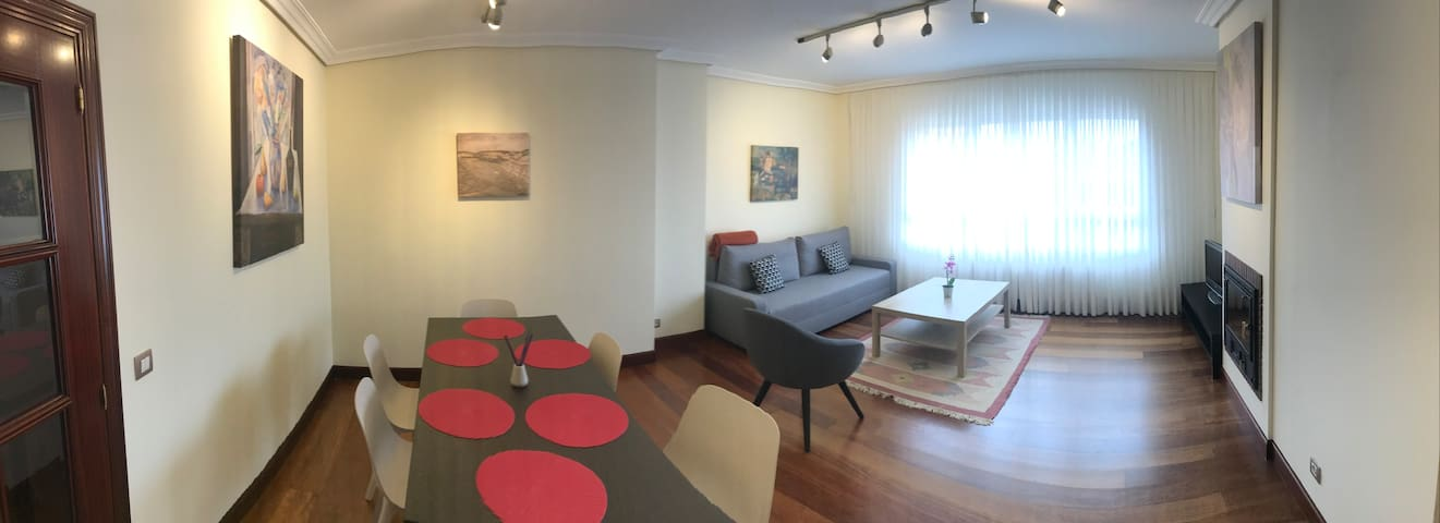 Apartment in GETXO for 6 PAX !!! -90 m2-