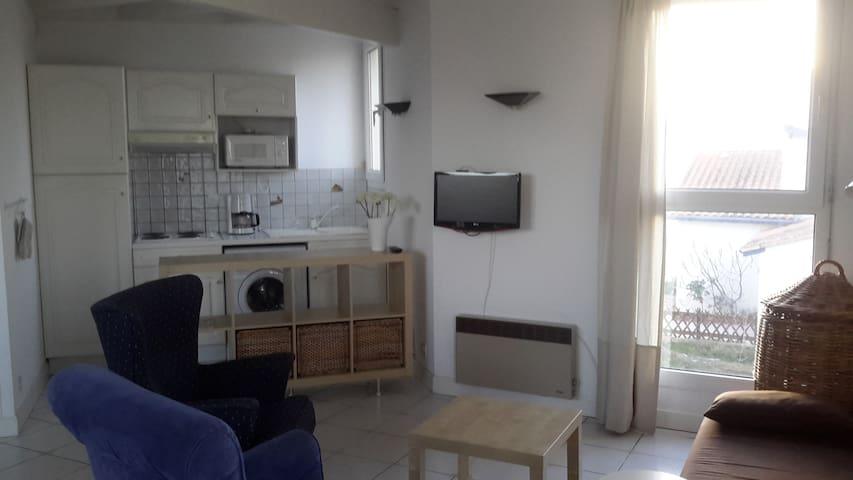 Joli duplex tout proche de l'océan - Vendays-Montalivet - Apartment
