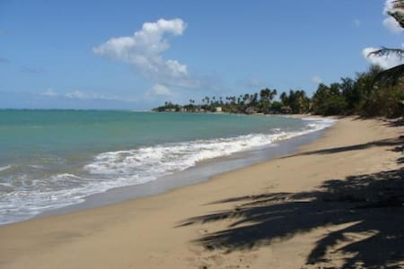 Beach front relaxing Villa *Great family vacations - Loíza