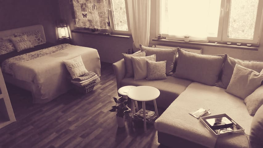 Comfy apartment 15min. from Prague-airport