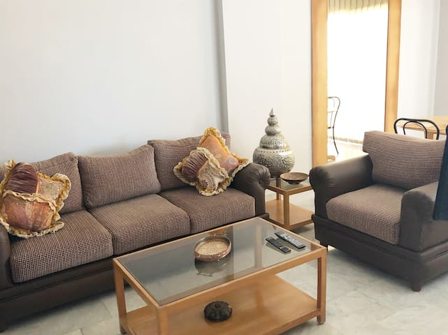 Comfortable Mountain Apartment 108 near Aley