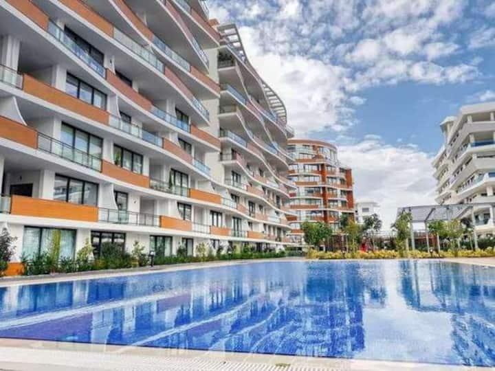 Kyrenia FEO Elegance 2 Bedroom Apartment