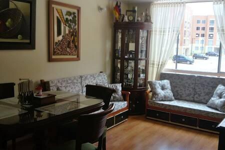 Habitacion doble en Villa Maria+WIFI+Parqueadero