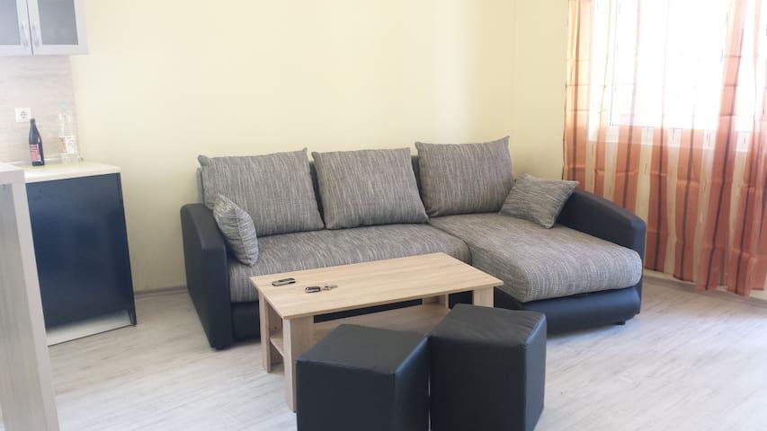 Neue 2 Z. Wohnung