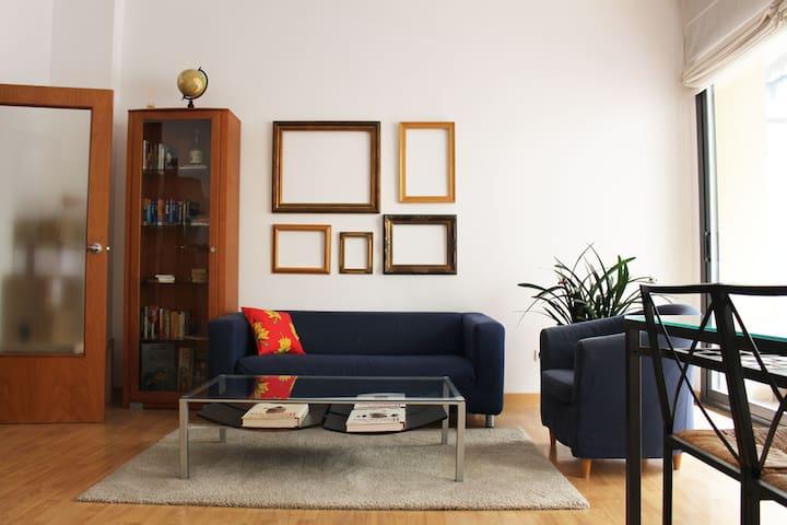 Room in the center of barcelona ,Enjoy :)