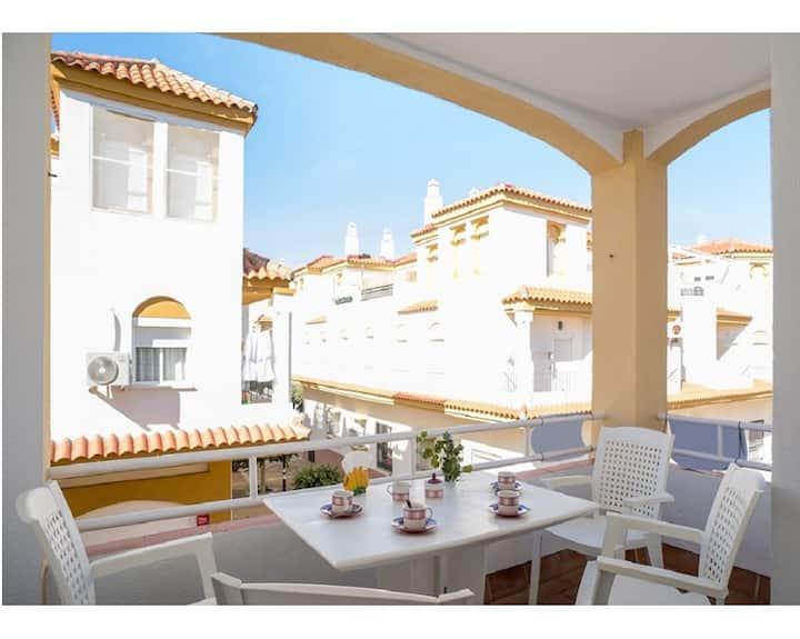 Agradable apartamento en playa de Zahara de Atunes