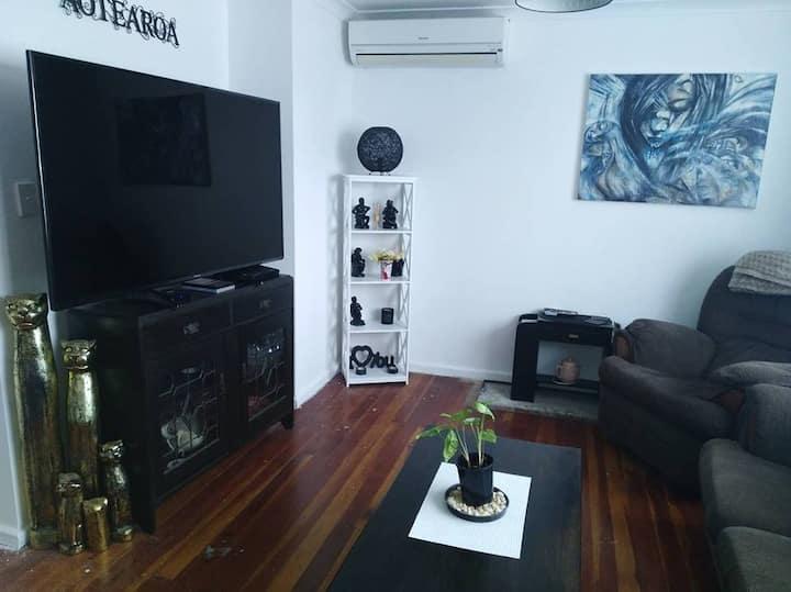 Retreat on Riverslea, A small room inside our home