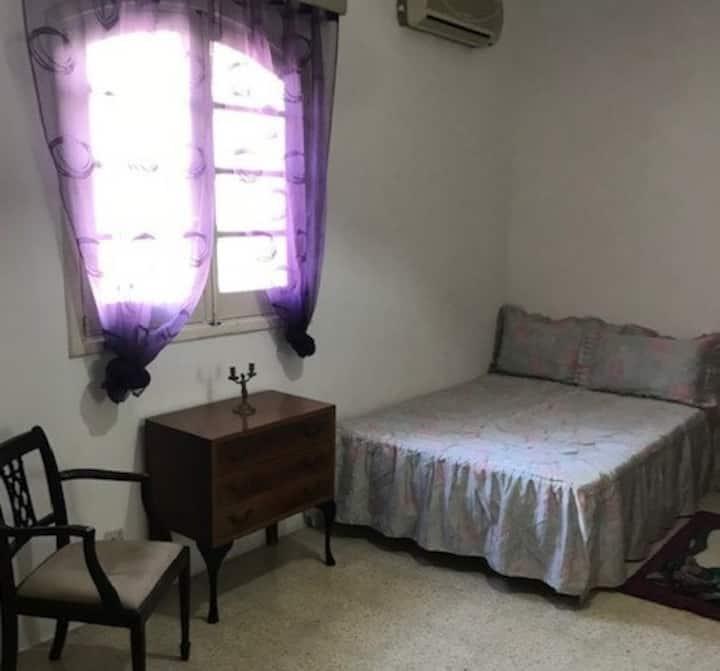 Comfortable room 2-4 people in a Maltese Villa
