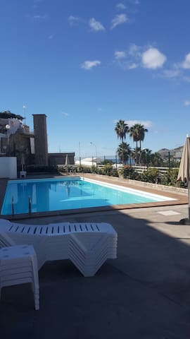 Wonderful 2 bedroom flat - Puerto Rico de Gran Canaria - Apartment