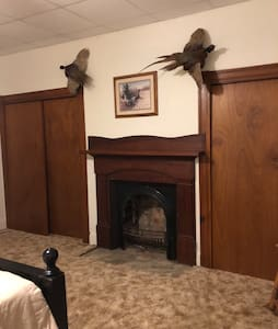 Black Bear Den....pheasant room... bedroom 2 of 4